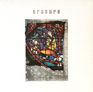 Erasure ‎- The Innocents (LP) (EX/VG+)